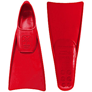 Ласты для грудничкового плавания ProperCarry красные 23-24